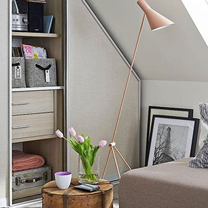 small spaces creative closets