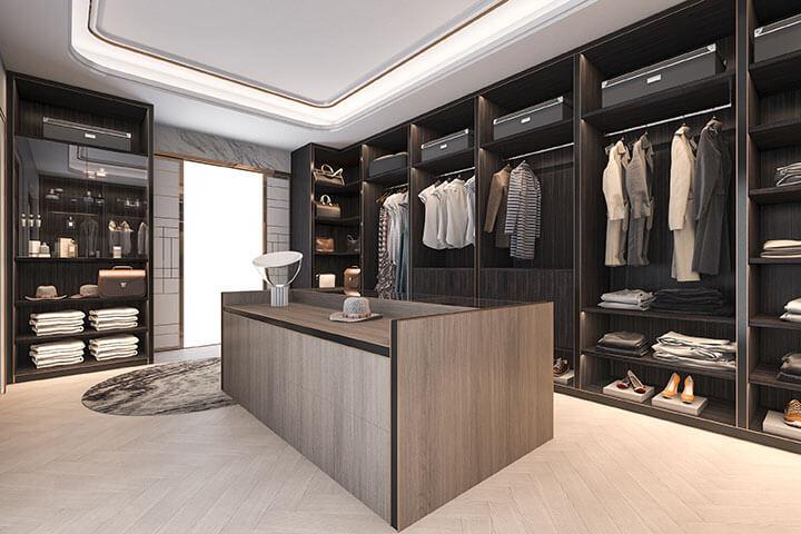 dressing room creative closets